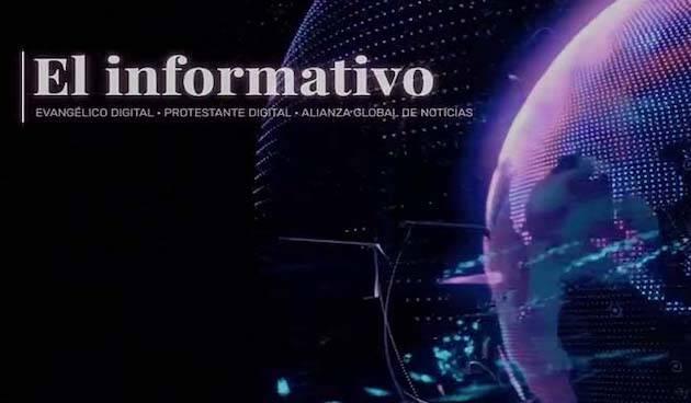 Portada de El informativo, ya disponible en las redes sociales de Evangélico Digital, Protestante Digital y en Youtube.,