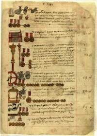 Página del Códice Sierra Texupan.