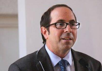 El profesor Kevin Terraciano.