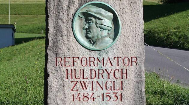 Monumento a Zuinglio. / Adrian Michael, Wikièdia (CC 2.5),