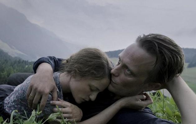 Un fotograma de la película.,