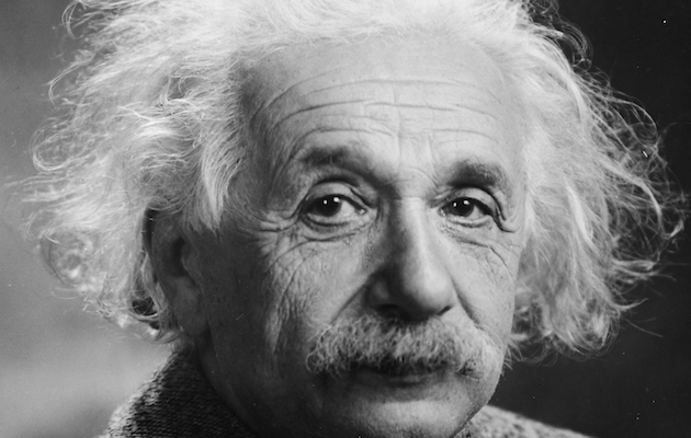 Albert Einstein. / Wikimedia Commons,