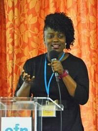 Sarah Adeyinka. / EFN
