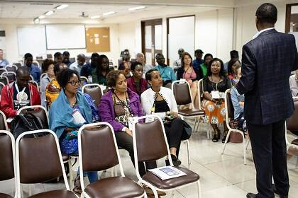 Cada día se ofrecieron seminarios, talleres, laboratorio de ideas. / Movimiento Lausana Global