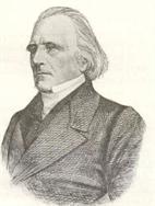 El historiador del protestantismo Jean Henry Merle d'Aubigné cuya obra 'La hustoria de la Reforma' se ha traducido al español gracias a la labor de Marcos Gago Otero. / Babelio.Com