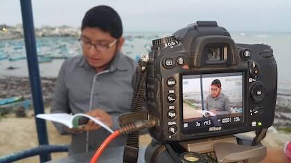 Luis Franco González también ha sido reconocido con un accésit. / Tiberíades