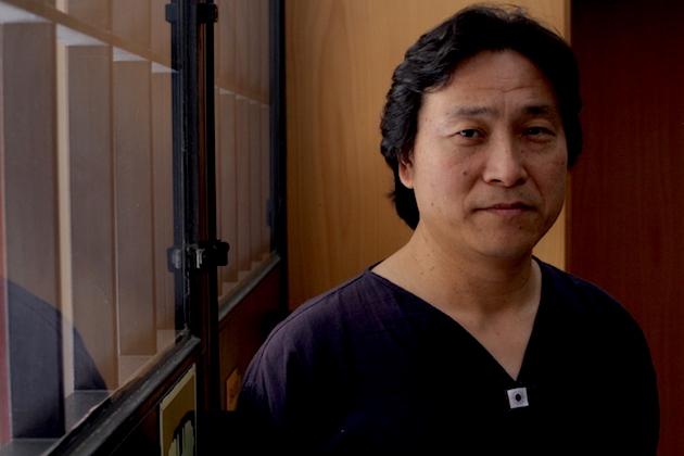 Eunman Jeon, cristiano de ascendencia norcoreana y tenor profesional de ópera. / Jonatán Soriano,