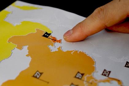 Los cálculos indican que entre 200.000 y 400.000 cristianos permanecen en Corea del Norte. / Jonatán Soriano