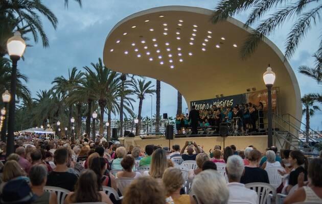Concierto de Gospel Soul en Alicante. / PIEBA,