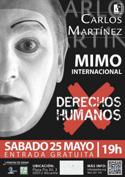 Actuación de Carlos Martínez. / Pieba