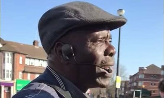 El predicador Oluwole Ilesanmi, antes de ser detenido. / Christian Concern,