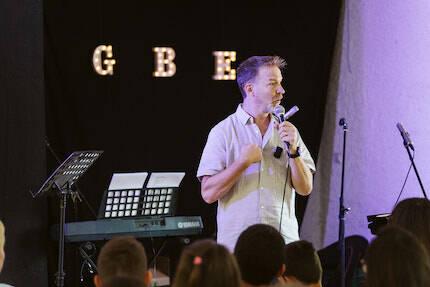Verano GBE: confiar en el Redentor, vivir contracorriente