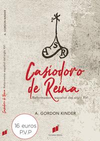 La obra de Kinder sobre Casiodoro, por fin en castellano