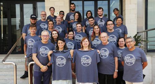 Participantes en las Jornadas Internacionales San Pedro del Pinatar Amiga. / Decisión,