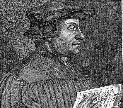 La doctrina de Zwinglio con respecto a la Cena es más radical que aquélla de Lutero. / ChristianExplorer.Org
