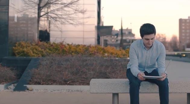 Luis Neira, realizador del vídeo. / JesusOnTheWeb,