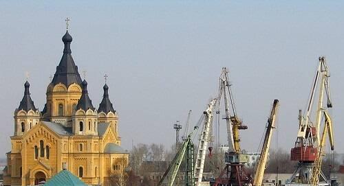 Una iglesia ortodoxa rusa. / Zovirl, Flickr (CC),