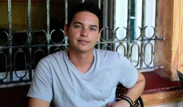 Yoé Suárez, periodista cubano.,