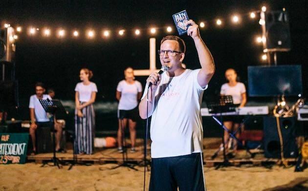 Gernot Elsner dirige la organización Gospel Tribe, que organiza cada verano Reach Mallorca. / Reach Mallorca,