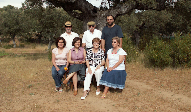Paisaje y poesía en El Arco, Salamanca. / José A. Pérez,