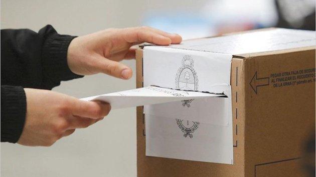 Las elecciones presidenciales de Argentina se celebrarán en dos vueltas, los próximos 27 de octubre y 24 de noviembre. / Twitter @aciera_arg,