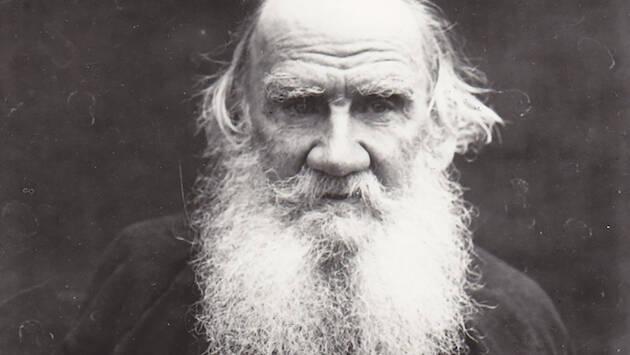 Tolstoi publicó Confesión en 1884, a la edad de 56 años. ,