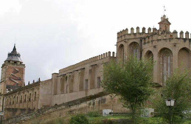 En el monasterio de San Isidoro del Campo, en Santiponce, hubo un núcleo de reforma al que perteneció Casiodoro de Reina / Wikimedia, Hermann Luyken (CC 4.0),