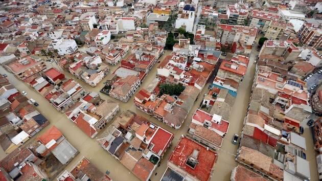 Imagen de Dolores, pedanía del municipio alicantino de Almoradí. / À Punt,