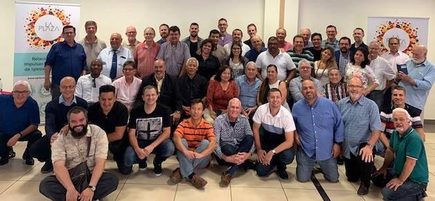 Participantes del encuentro de este año 2019. / La Plaza,