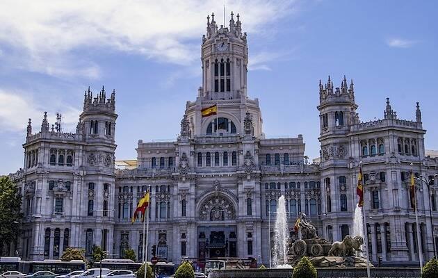 Sede del Ayuntamiento de Madrid. / Pixabay,