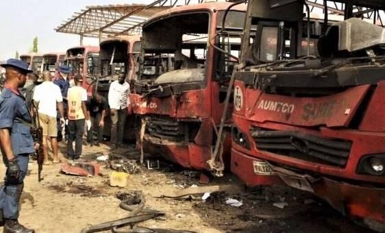 Un atentado de Boko Haram en 2014, en Abuja. / Wikipedia,