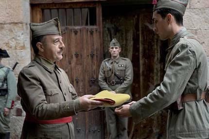La película retrata la situación de Salamanca en 1936. / Movistar