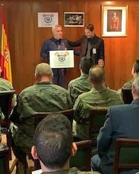 La capellanía evangélica militar cumple 4 años de actividad