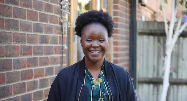 La actriz Seyi Omooba. / Christian Concern,