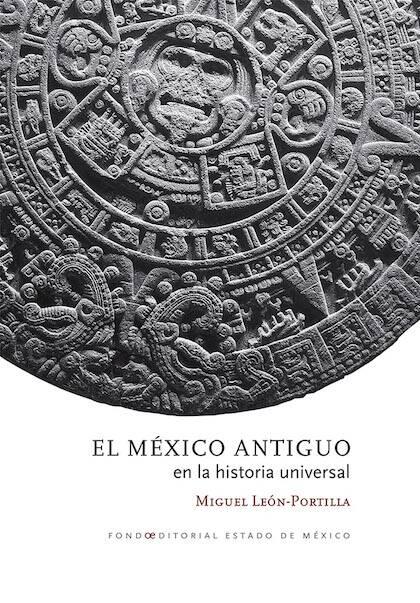 Portada de El México antiguo en la historia universal.
