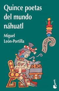 Portada de Quince poetas del mundo náhuatl.