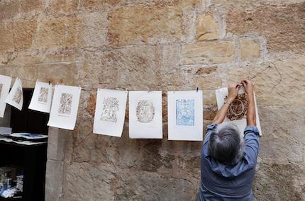 """Homenaje en Salamanca al """"libro prohibido"""""""