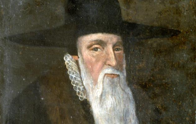 Retrato de Teodoro de Beza.,