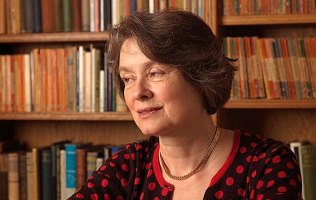 La doctora Sarah Coakley.,