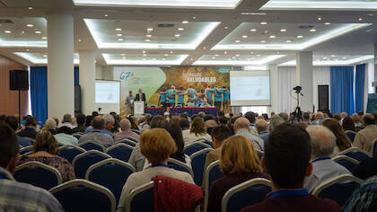 Durante cuatro días, la Convención de la UEBE ha reunido a pastores y líderes bautistas de toda España. / UEBE