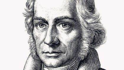 El teólogo liberal alemán, Federico Schleiermacher.
