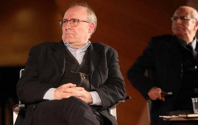 José Luis Villacañas, durante unas jornadas de Filosofía celebradas en Madrid, en enero de 2019. / Diario de Madrid, Wikipedia (CC 4.0),