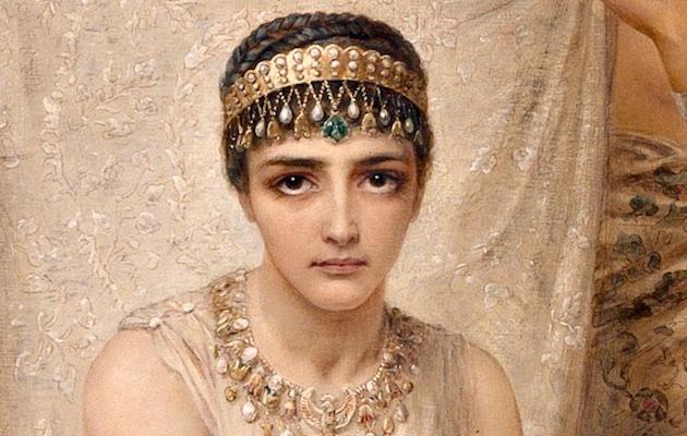 La reina Ester, un cuadro de Edwin Long con fecha de 1878. / Wikimedia Commons,