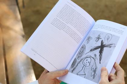 El libro no es una publicación convencional, sino una herramienta, como lo define su autora, con material para trabajar e interactuar. / J. Soriano