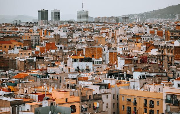 Vista de Barcelona, donde las manifestaciones se han repetido a lo largo del mes de octubre. / Herr Bohn, Unsplash CC,