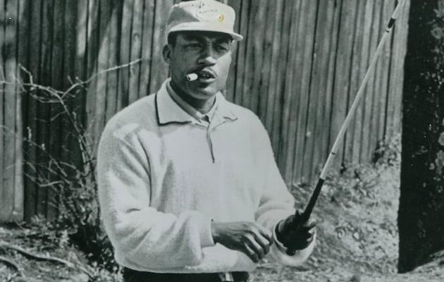 Charlie Sifford en 1962. / Wikimedia Commons,
