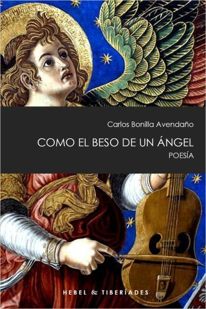 Portada de Como el beso de un ángel.