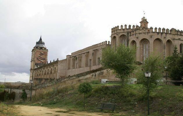 Monasterio de San Isidoro del Campo, en Sevilla. / Wikepedia. ,