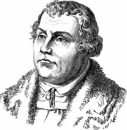 El reformador alemán Martín Lutero redescubrió la doctrina bíblica de la justificación en pleno siglo XVI. / Pixabay.