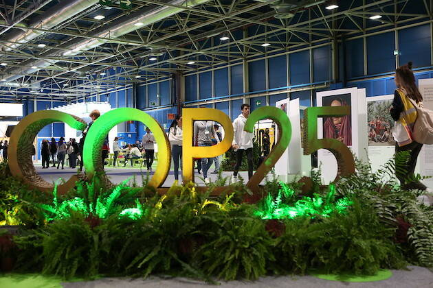 Desde el lunes se desarrolla la conferencia sobre el clima COP25 en Madrid. / Ministerio Transición Ecológica, Flickr (CC 2.0),